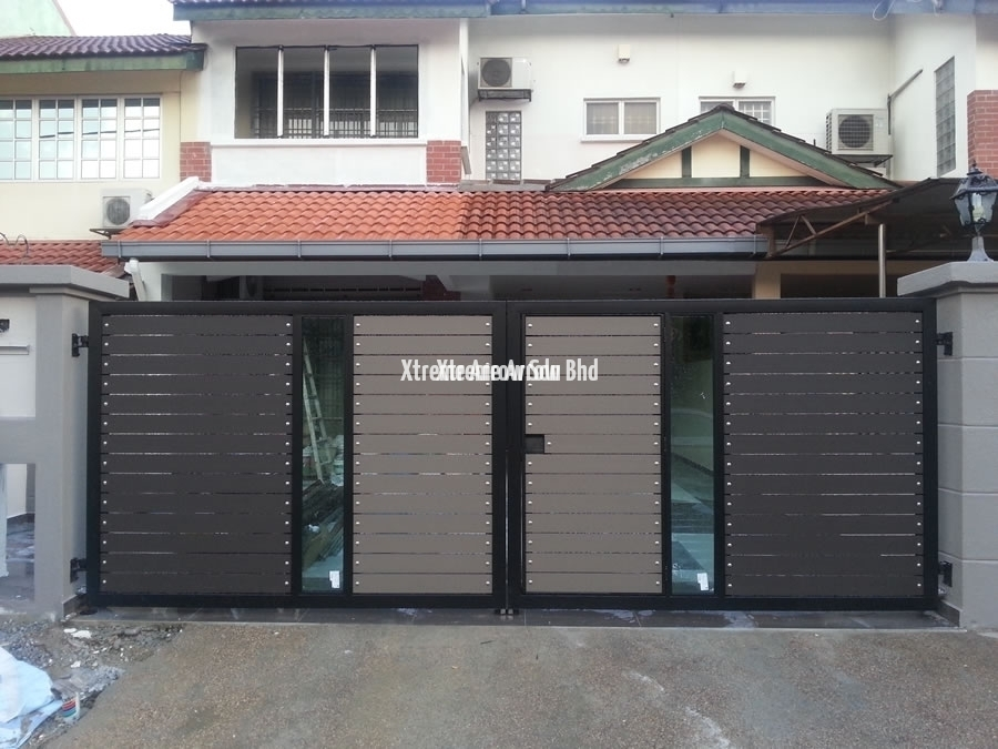 Stainless Steel Gate Main Gate
