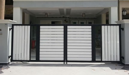 Aluminium Autogate Malaysia Aluminium Gate Stainless
