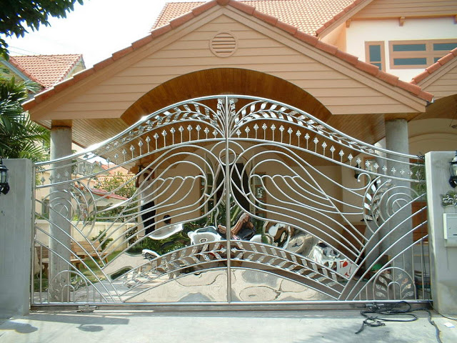 Small Beautiful Bungalow House Design Ideas Front Gate Design Of Bungalow