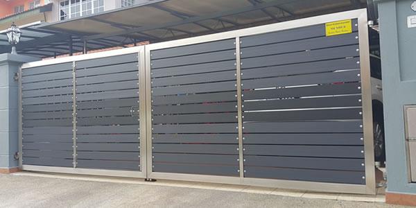 BeauGates – Aluminium Gate | Stainless Steel Gate | Auto